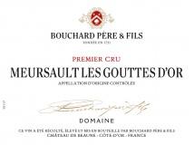 Meursault Gouttes d'Or