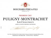 Puligny Montrachet Chalumaux
