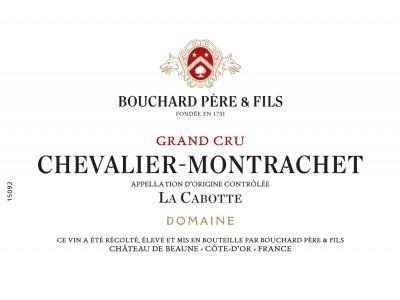 Chevalier Montrachet La Cabotte