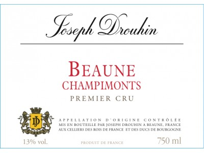 Beaune Champimonts