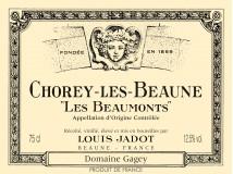 Carton de 3 bouteilles de Chorey Beaumonts 2013
