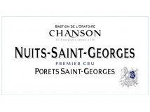 Nuits St Georges Porets St Georges