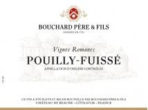 Pouilly Fuissé Vignes Romanes