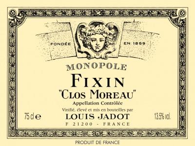 Fixin blanc Clos Moreau