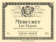 Mercurey Les Velley
