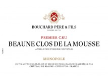 Beaune Clos de la Mousse