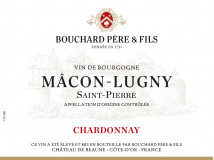 Carton de 3 bouteilles de Macon Lugny St Pierre 2018