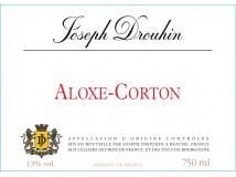 Carton de 3 bouteilles d'Aloxe Corton 2017