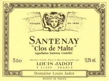 Santenay Clos de Malte
