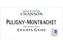 Puligny Montrachet Champs Gains