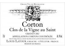 Corton Clos de la Vigne au Saint