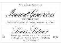 Meursault Genevrières
