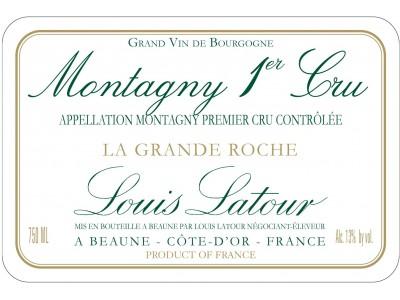 Montagny La Grande Roche