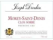 Morey Saint Denis Clos Sorbé