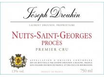 Nuits Saint Georges Procès