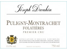 Puligny Montrachet Folatières