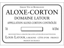 Aloxe Corton Domaine Latour