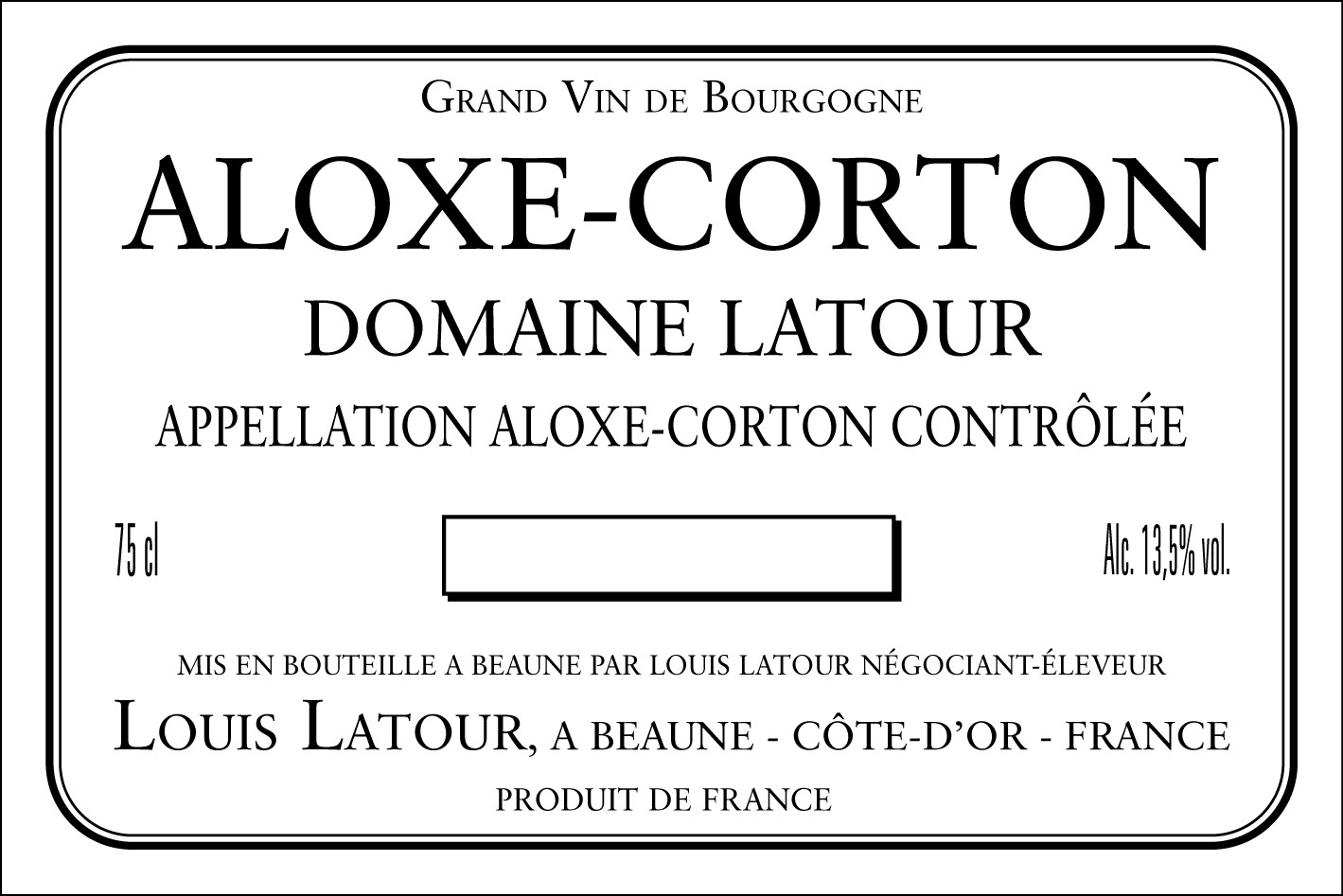 Louis Jadot Aloxe-Corton Domaine des Heritiers