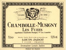 Chambolle Musigny Les Fuées