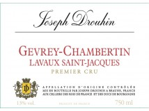 Gevrey Chambertin Lavaux st Jacques