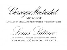 Chassagne Montrachet Morgeot Rouge