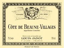 Côte de Beaune Villages