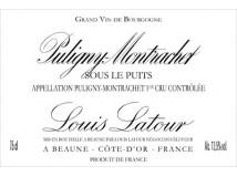 Puligny Montrachet Sous le Puits
