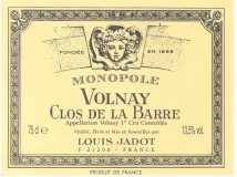 Volnay Clos de la Barre