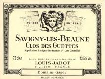 Savigny Les Beaune Clos des Guettes