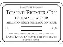 Beaune 1er Cru Domaine Latour