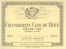 Chambertin Clos de Bèze