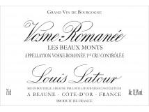 Vosne Romanée Beaux Monts