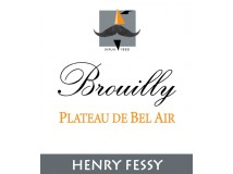 Brouilly Plateau de Bel Air