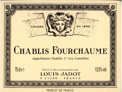 Chablis Fourchaume