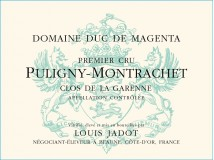 Puligny Montrachet Clos de la Garenne