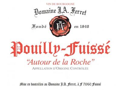 Pouilly Fuissé Autour de la Roche