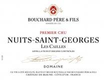 Nuits Saint Georges Les Cailles